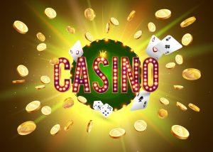 カジノのイラスト