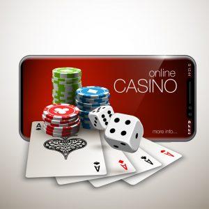 カジノゲームのアプリ